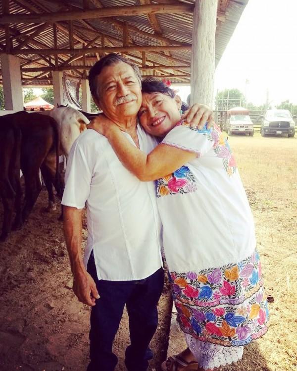Rafaela traditionelle Maya Hebamme